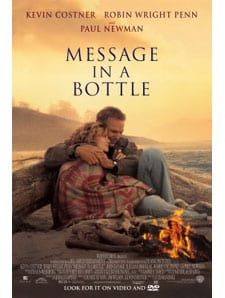 how to write a fiction or nonfiction book message in a bottle