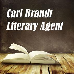 Literary Agent Carl D. Brandt – Brandt & Hochman Literary Agents