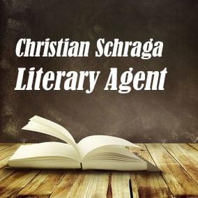Literary Agent Christian Schraga – STA Literary Agency