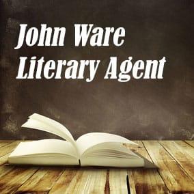 Literary Agent John A. Ware – John Ware Literary Agency