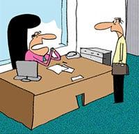 Cartoon of the best publishing companies