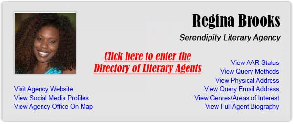 Enter the Directory of Literary Agents - List of Black Literary Agents
