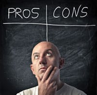 How to find a book agent pros and cons