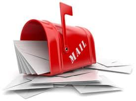 Literary agent SASE mail