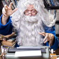 Old Authors Beware When Submitting to Literary Agents
