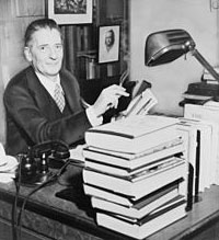 Old school book agent Maxwell Perkins