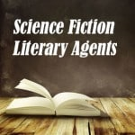 Book with Science Fiction Literary Agents