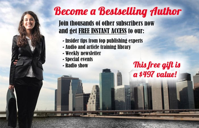 Become a Bestselling Author