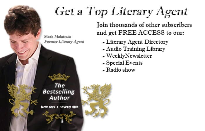 Get a Top Literary Agent