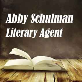 Profile of Abby Schulman Book Agent - Literary Agent