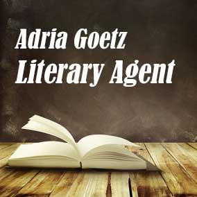 Literary Agent Adria Goetz – Marin Literary Management