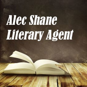 Literary Agent Alec Shane – Writers House