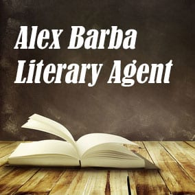 Profile of Alex Barba Book Agent - Literary Agent