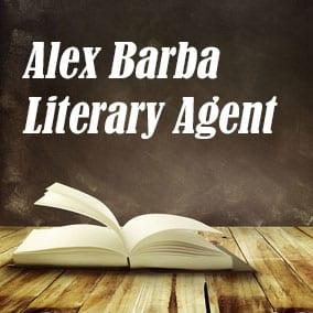 Profile of Alex Barba Book Agent - Literary Agent