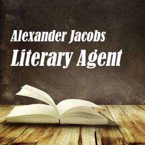 Literary Agent Alexander Jacobs – Elyse Cheney Literary Associates