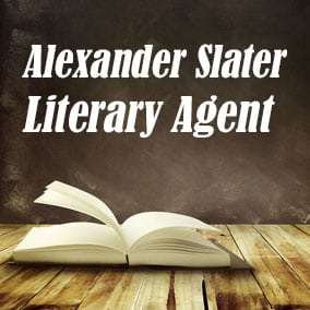 Profile of Alexander Slater Book Agent - Literary Agent
