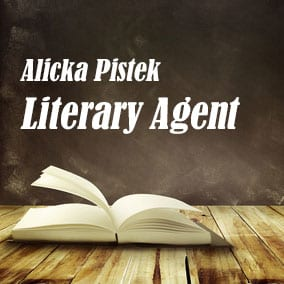 Profile of Alicka Pistek Book Agent - Literary Agent