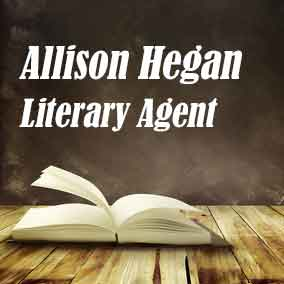 Profile of Allison Hegan Book Agent - Literary Agent