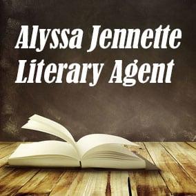 Profile of Alyssa Jennette Book Agent - Literary Agent