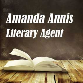 Profile of Amanda Annis Book Agent - Literary Agent