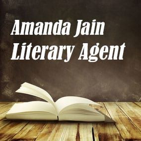 Profile of Amanda Jain Book Agent - Literary Agents