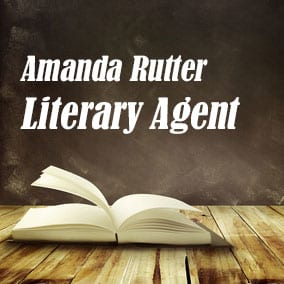 Profile of Amanda Rutter Book Agent - Literary Agent