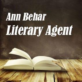 Literary Agent Ann Behar – Scovil Galen Ghosh