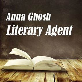 Literary Agent Anna Ghosh – Ghosh Literary