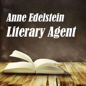 Literary Agent Anne Edelstein – Anne Edelstein Literary Agency