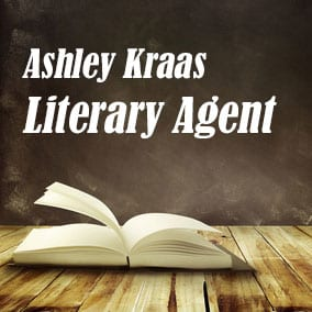 Profile of Ashley Kraas Book Agent - Literary Agent