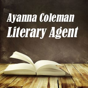 Profile of Ayanna Coleman Book Agent - Literary Agents
