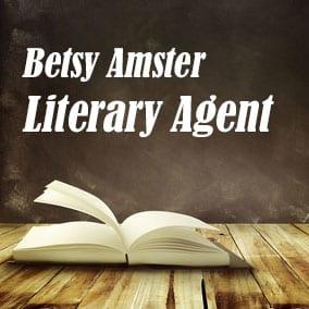 Literary Agent Betsy Amster – Betsy Amster Literary Enterprises