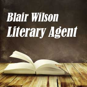 Profile of Blair Wilson Book Agent - Literary Agent