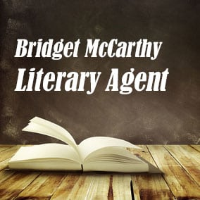 Profile of Bridget McCarthy Book Agent - Literary Agent