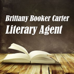 Profile of Brittany Booker Carter Book Agent - Literary Agent