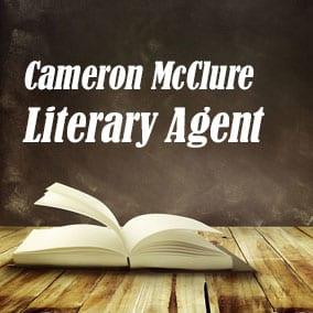 Literary Agent Cameron McClure – Donald Maass Literary Agency