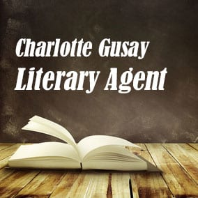 Profile of Charlotte Gusay Book Agent - Literary Agent