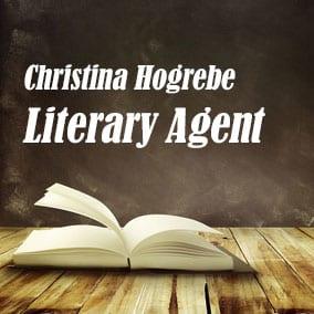 Literary Agent Christina Hogrebe – Jane Rotrosen Agency