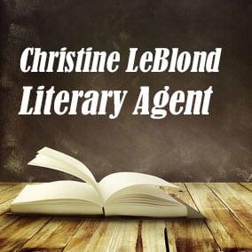 Literary Agent Christine LeBlond – Susan Schulman Literary Agency