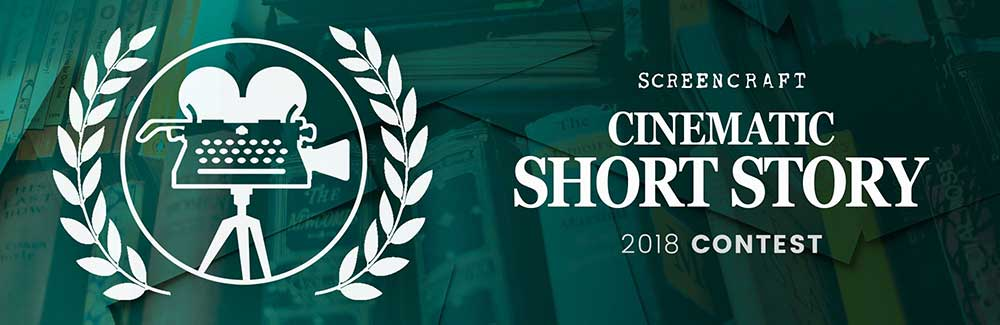Cinematic Short Story Contest Banner
