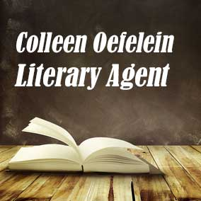 Profile of Colleen Oefelein Book Agent - Literary Agent
