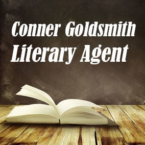 Profile of Conner Goldsmith Book Agent - Literary Agent