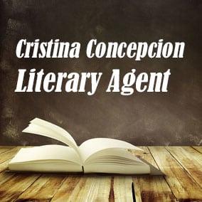 Profile of Cristina Concepcion Book Agent - Literary Agent