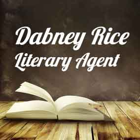 Profile of Dabney Rice Book Agent - Literary Agent