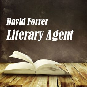 Profile of David Forrer Book Agent - Literary Agent