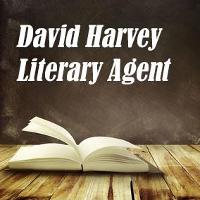 Literary Agent David Harvey – Maria Carvanis Agency