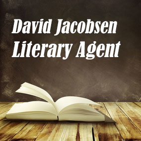 Profile of David Jacobsen Book Agent - Literary Agents