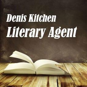 Literary Agent Denis Kitchen – Kitchen & Hansen Agency
