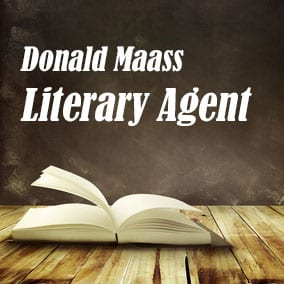 Profile of Donald Maass Book Agent - Literary Agent