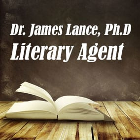 Profile of Dr James Lance PhD Book Agent - Literary Agent